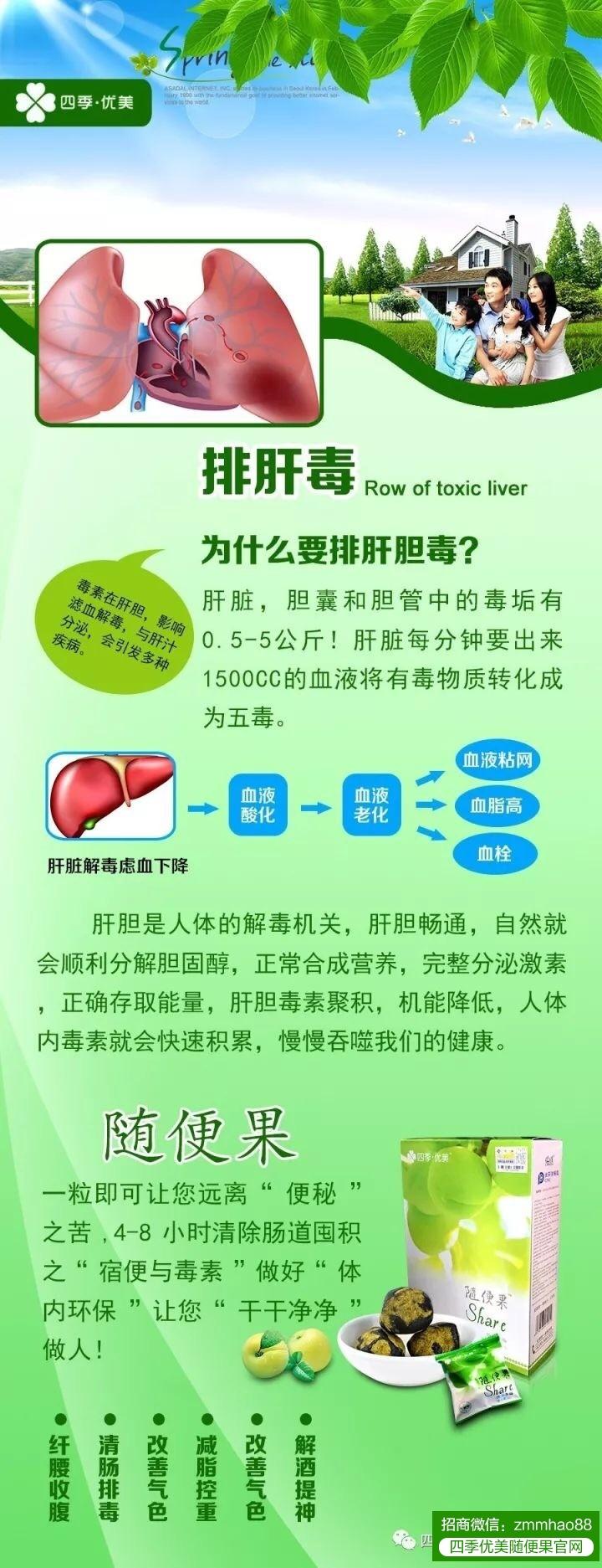 四季优美随便果排清体内毒素 越吃越年轻!