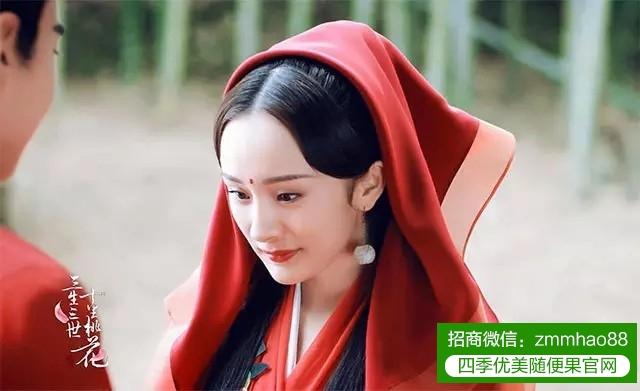 《三生三世十里桃花》里的姑娘们是怎么卸妆的