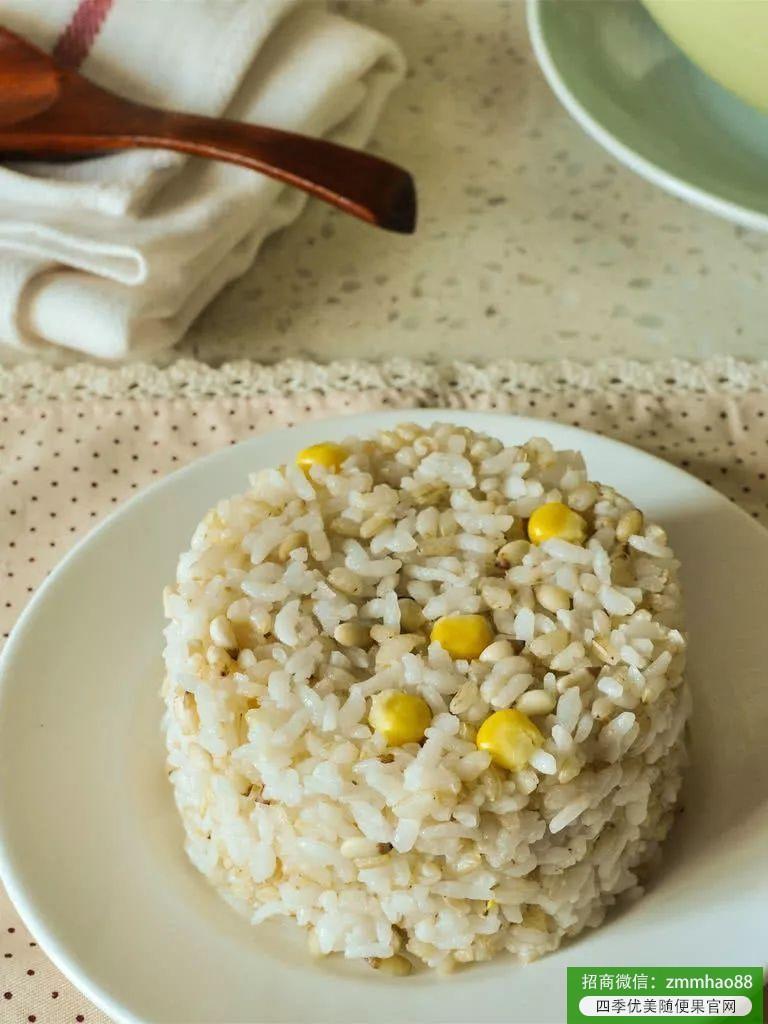 四季优美随便果:有哪些可以代替米饭的减肥主食?
